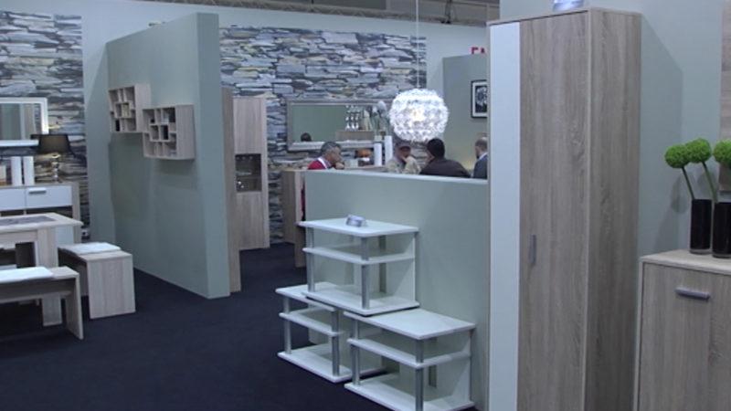 Internationale Möbelmesse imm gestartet (Foto: SAT.1 NRW)