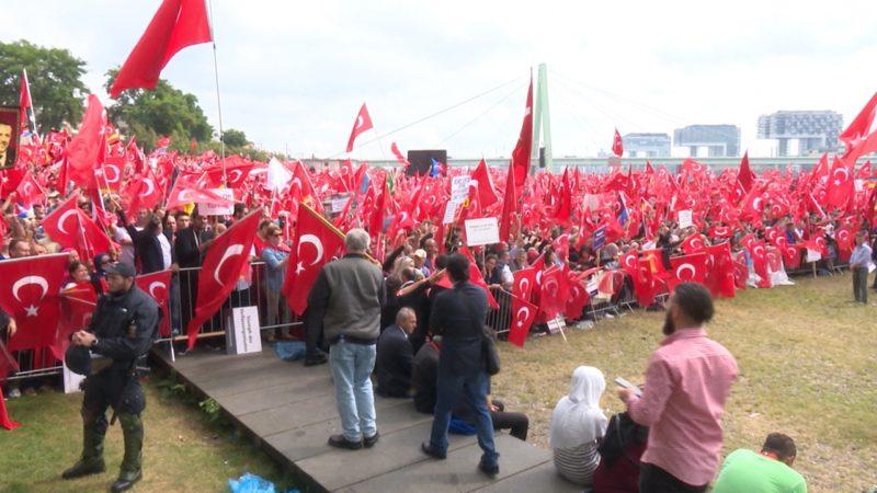 Mehr türkische Asylbewerber (Foto: SAT.1 NRW)