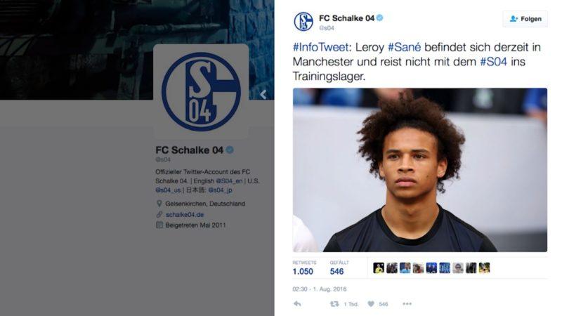 Schalke verliert Star (Foto: SAT.1 NRW)