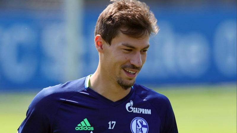Neuzugang auf Schalke (Foto: Schalke 04)