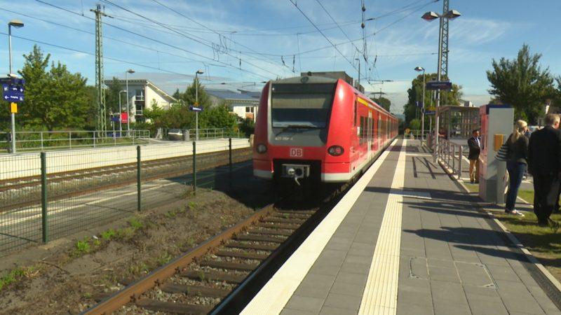 Bahnhof in Dorsten wird modernisiert (Foto: SAT.1 NRW)