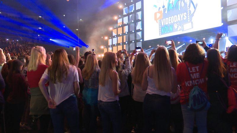 Youtube-Stars in Köln (Foto: SAT.1 NRW)