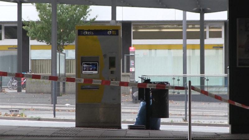 Bahnhof Essen geräumt (Foto: NRW Lokal)
