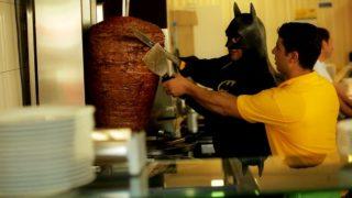 Batman als Döner-Verkäufer? (Foto: Städtekooperation Integration.Interkommunal)