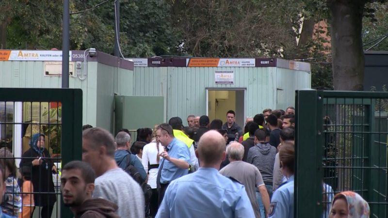 Terrorverdacht: Flüchtling festgenommen (Foto: NonStopNews)