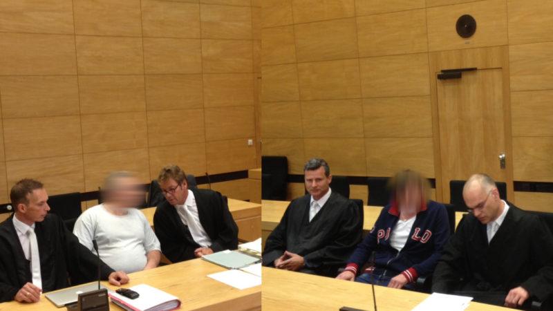 Raubmord-Prozess (Foto: SAT.1 NRW)