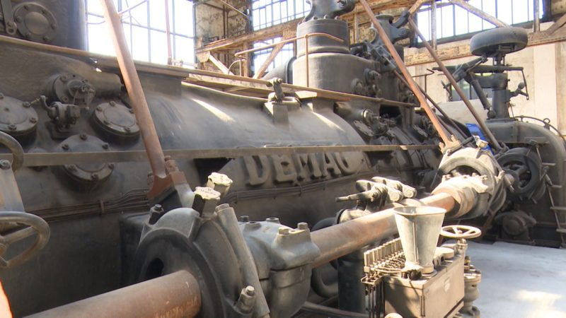 Neues Industriemuseum im Revier (Foto: SAT.1 NRW)