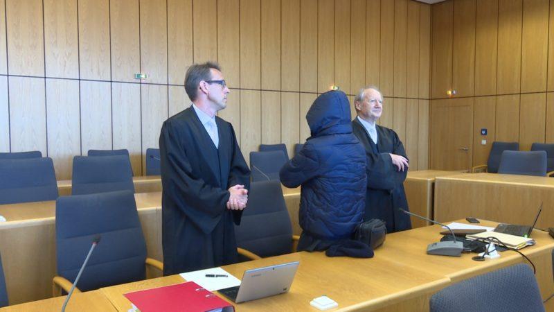Ex-Geheimagent vor Gericht (Foto: SAT.1 NRW)