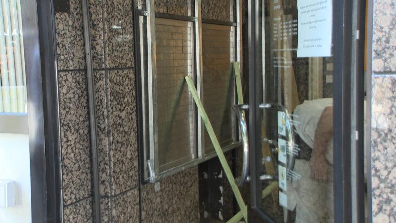 91. Automat gesprengt (Foto: SAT.1 NRW)