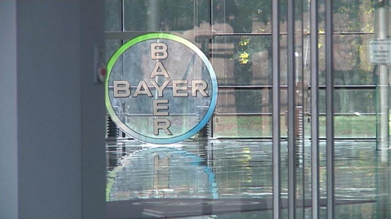 Bayer legt einen drauf (Foto: SAT.1 NRW)