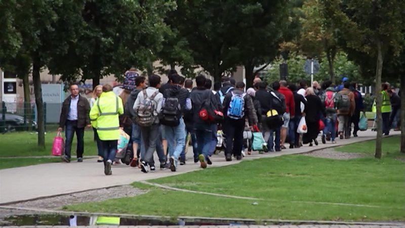 Mehr Asylklagen in NRW (Foto: SAT.1 NRW)