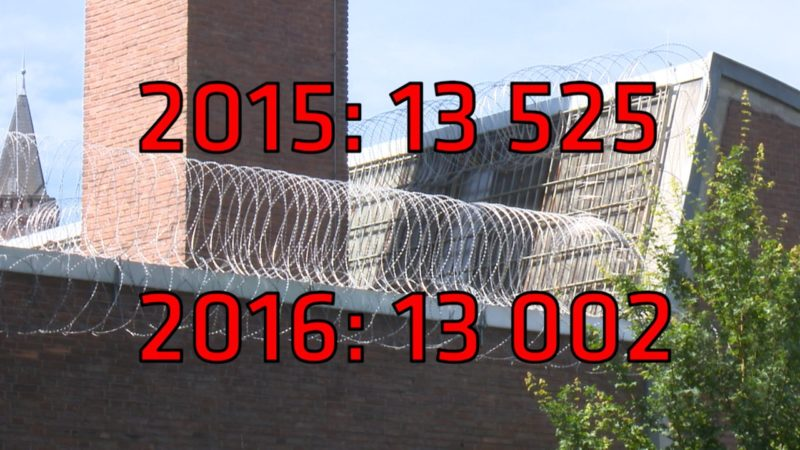 Freie Gefängniszellen (Foto: SAT.1 NRW)