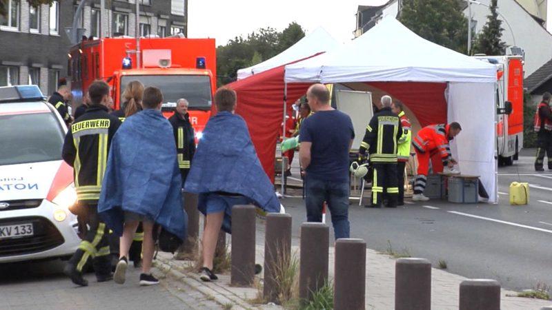 Gasunfall in Freizeitbad (Foto: NRW Lokal)