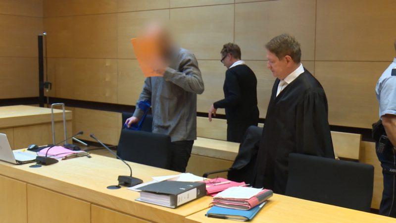 Folterer verurteilt (Foto: SAT.1 NRW)