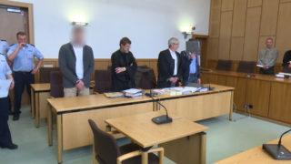 Sechs Jahre Haft für Feuerwehrmann aus Altena (Foto: SAT.1 NRW)