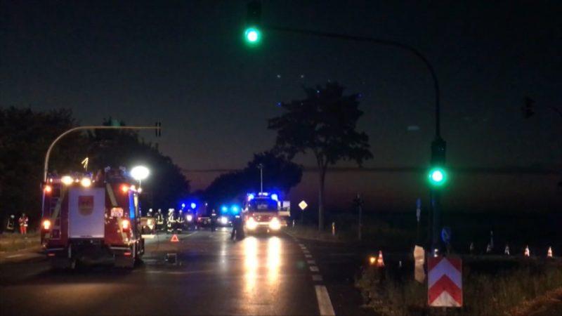 Tödlicher Unfall (Foto: TeleNewsNetwork)