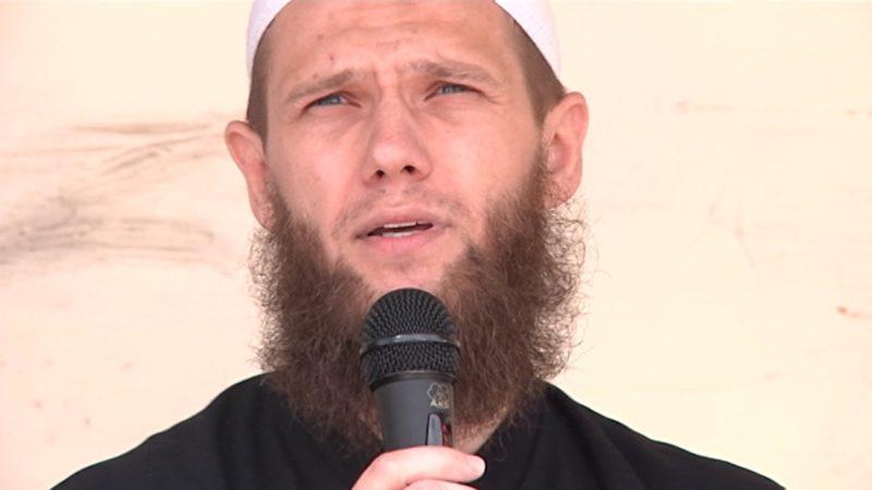 Er soll Terror-Kämpfer unterstützt haben (Foto: SAT.1 NRW)