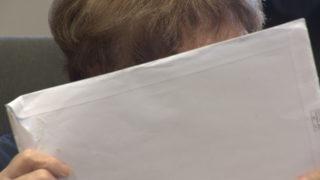 Drogen-Oma vor Gericht (Foto: SAT.1 NRW)