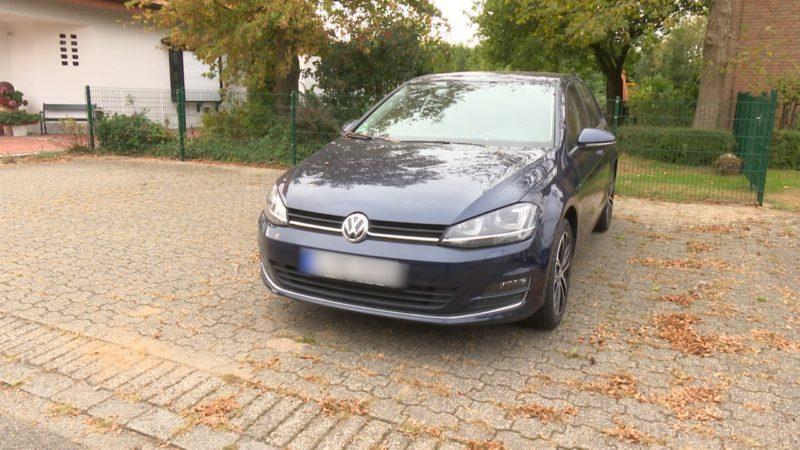 Hitzegefahr im Auto (Foto: SAT.1 NRW)