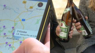 """Wo ist Bier?"" (Foto: SAT.1 NRW)"