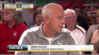Basler beleidigt Leverkusen (Foto: SAT.1 NRW)