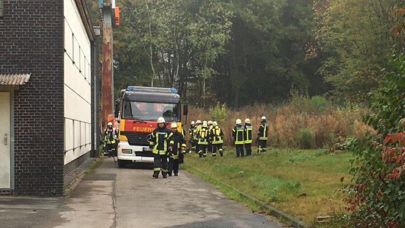 Brand in Hagen (Foto: SAT.1 NRW)