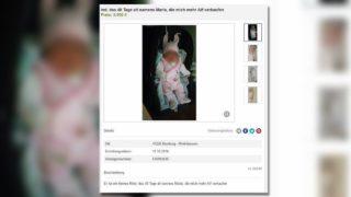 """""""Ebay-Baby"""" darf bei Mutter bleiben (Foto: SAT.1 NRW)"""