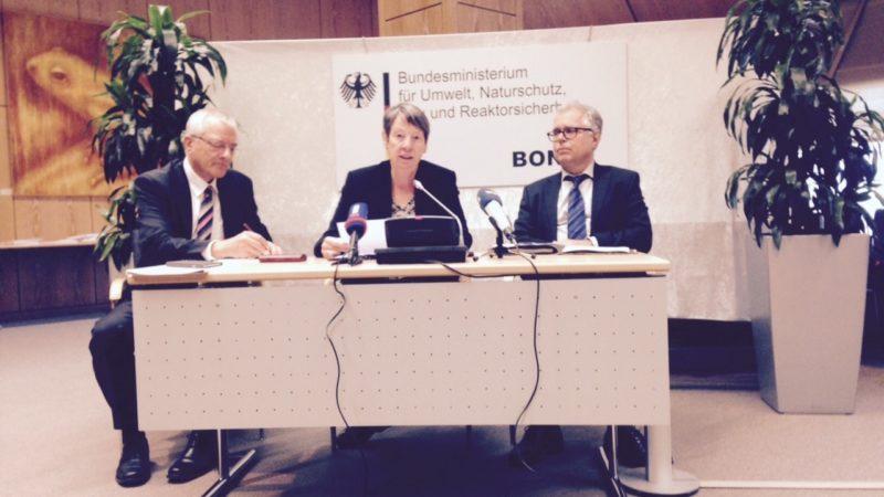 Ministerien Bonn: Umzug nach Berlin? (Foto: SAT.1 NRW)