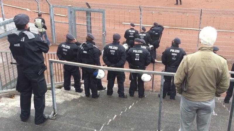 Randale in der Bezirksliga (Foto: Privat)
