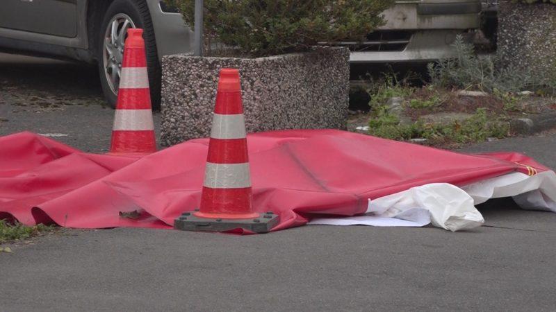 Tödlicher Streit in Hagen (Foto: Video News 24)