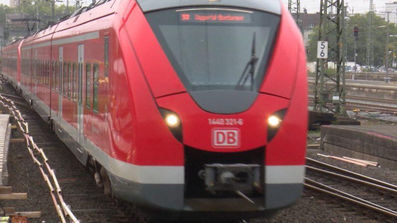 Züge zu spät (Foto: SAT.1 NRW)