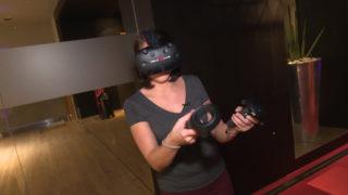 Virtual Reality Café (Foto: SAT.1 NRW)