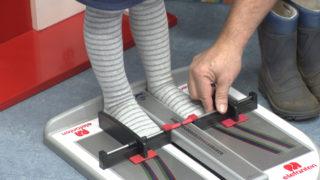 Große Chancen für kleine Füße (Foto: SAT.1 NRW)