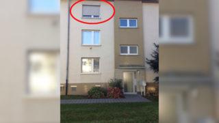 Frau liegt tot in Wohnung - niemand merkt es (Foto: SAT.1 NRW)