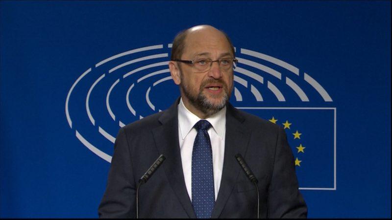 Wer ist Martin Schulz? (Foto: SAT.1 NRW)