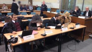 Prozess gegen Scharia-Polizei (Foto: SAT.1 NRW)