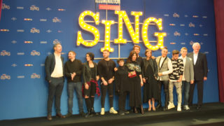 """Sing""-Europapremiere (Foto: SAT.1 NRW)"