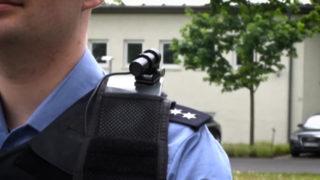 Bodycams für NRWs Polizei (Foto: SAT.1 NRW)