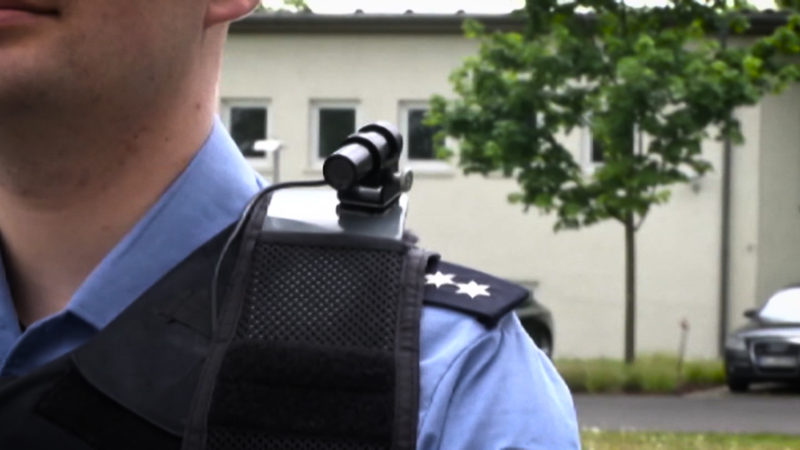 Mehr Bodycams für Sicherheitsleute (Foto: SAT.1 NRW)