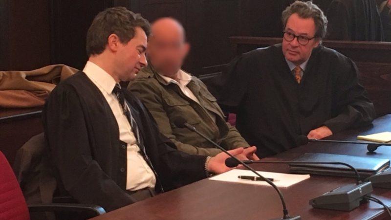 Freispruch in Mordprozess (Foto: SAT.1 NRW)