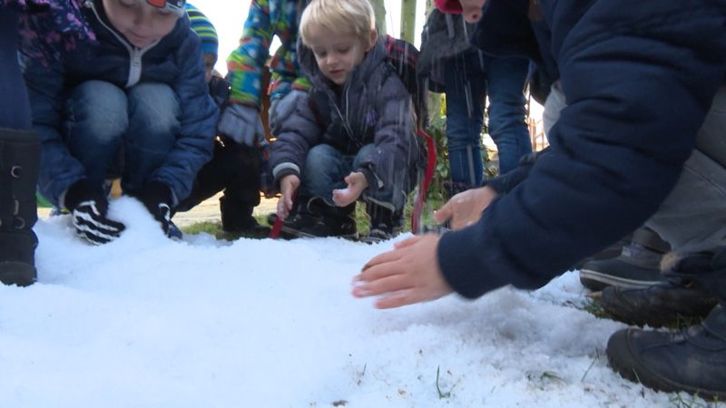 Winter zu verschenken (Foto: SAT.1 NRW)