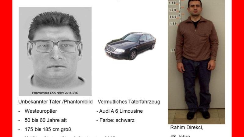 Suche nach Bankräuber (Foto: SAT.1 NRW)