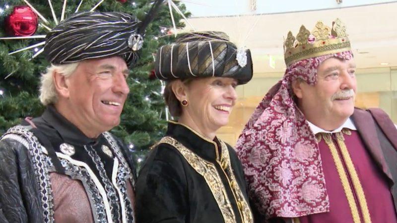 Heilige drei Oberbürgermeister (Foto: SAT.1 NRW)