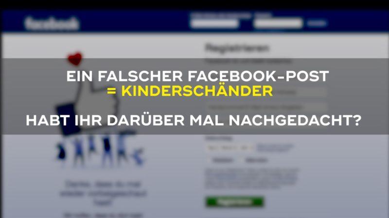 Ruf durch Facebook-Post ruiniert (Foto: SAT.1 NRW)