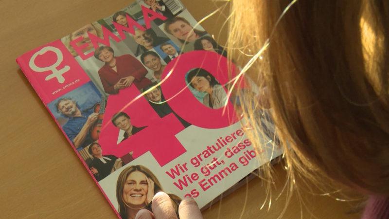 """""""Emma"""" wird 40 (Foto: SAT.1 NRW)"""