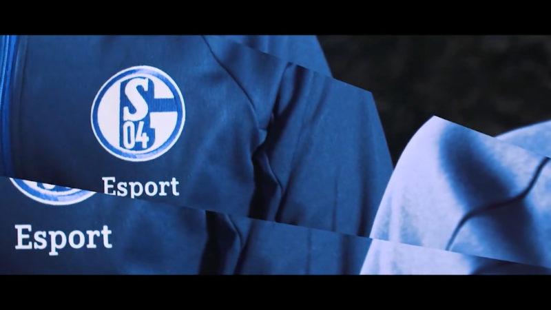 Schalke 04 stellt eSport-Team vor (Foto: SAT.1 NRW)