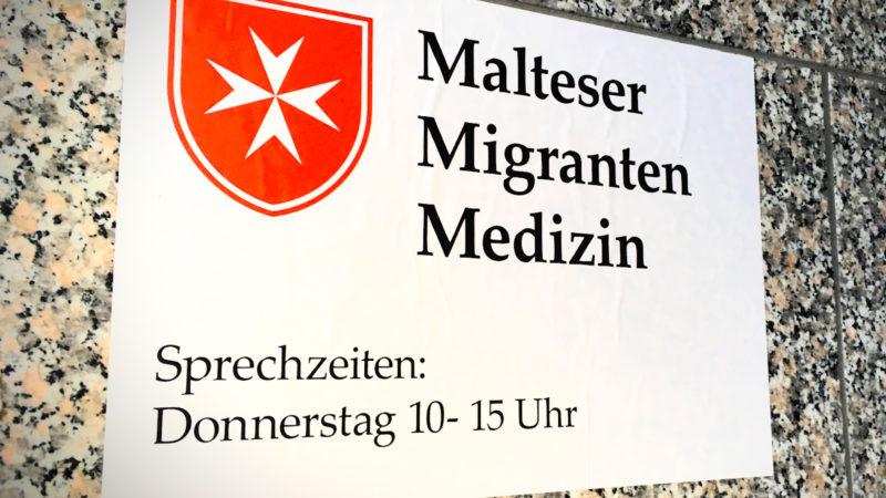 """""""Malteser Migranten Medizin"""" (Foto: SAT.1 NRW)"""