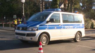 Bedrohungslage in Haan (Foto: SAT.1 NRW)