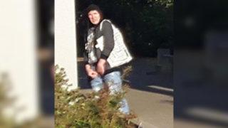 Fahndung: Mann onanierte vor Kindern (Foto: Polizei Recklinghausen)