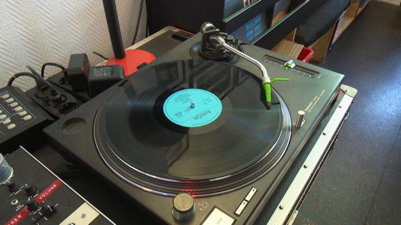 Vinyl-Rekord (Foto: SAT.1 NRW)